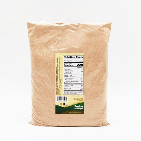 Farine de sorgho fermentée Gold food Africa