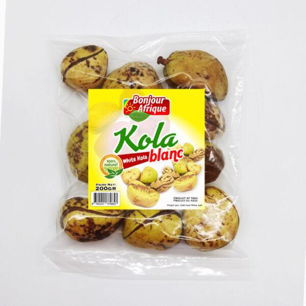Kola blanc Bonjour Afrique Gold food Africa