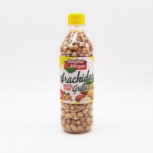 Arachides grillées Bonjour Afrique Gold food Africa