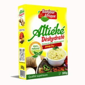 ATTIEKE SEC Bonjour Afrique Gold food Africa Sarl